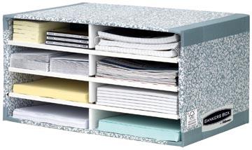 Fellowes Bureau organiser Bankers Box