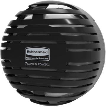 Rubbermaid luchtverfrisser TCELL 2.0, zwart