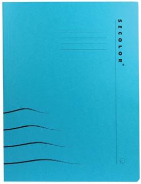 Jalema Secolor Clipmap voor ft A4 (31 x 25/23 cm), blauw