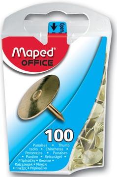 Maped punaises
