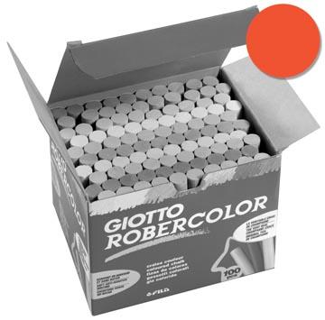 Giotto krijt Robercolor rood