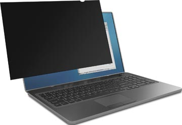 Fellowes privacy filter voor beeldschermen van 14 inch met touchscreen, 16:9