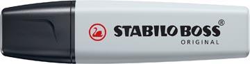 STABILO BOSS ORIGINAL Pastel markeerstift, dusty grey (lichtgrijs)