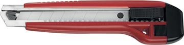 Cutter Medium duty cutter, rood, op blister