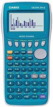 Casio grafische rekenmachine Graph 25+EII