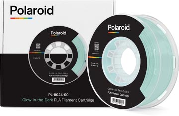 Polaroid 3D universal glow-in-the-dark PLA filament, 1 kg