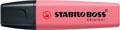 STABILO BOSS ORIGINAL Pastel markeerstift, cherry blossom (lichtroze)